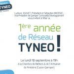 18 septembre 2017 : première année de Réseau TYNEO, facilite votre rénovation en Cornouaille