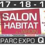 Invitation salon Habitat et Jardin 2018 - Quimper