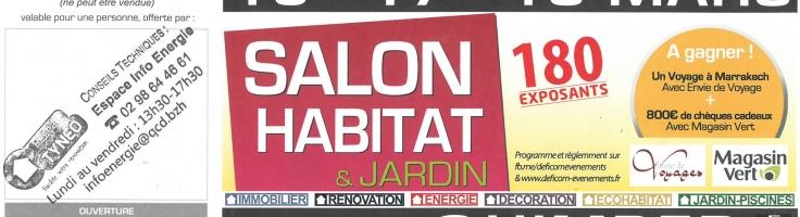 Réseau TYNEO au salon Habitat & Jardin 2019 à Quimper